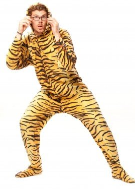Jumpin Jammerz Tiger