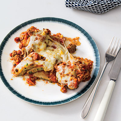 Easy Ravioli Lasagna from Cooking Light